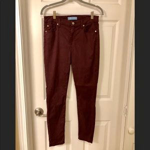 7 For All Mankind Skinny Jeans 26